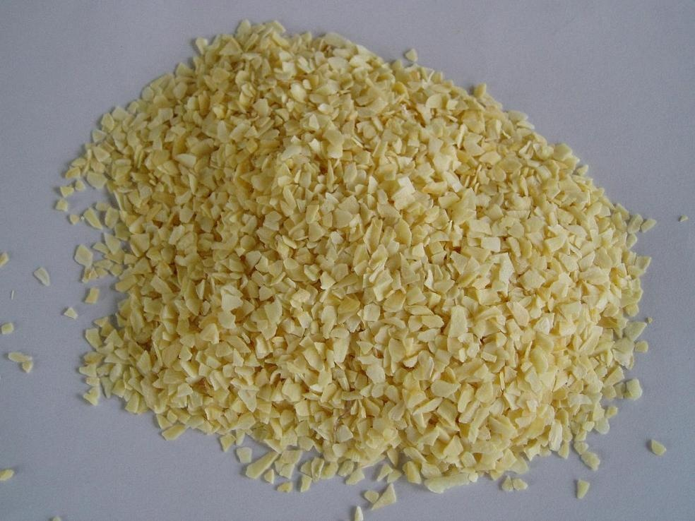 Air Dried Garlic Minced